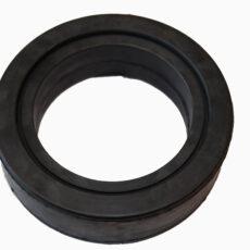 Бандаж резиновый поддерживающего катка Т-4 (220х145х65)
