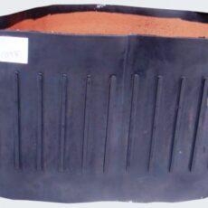 Плоский ремень 400х2560 мм с поперечными зацепами