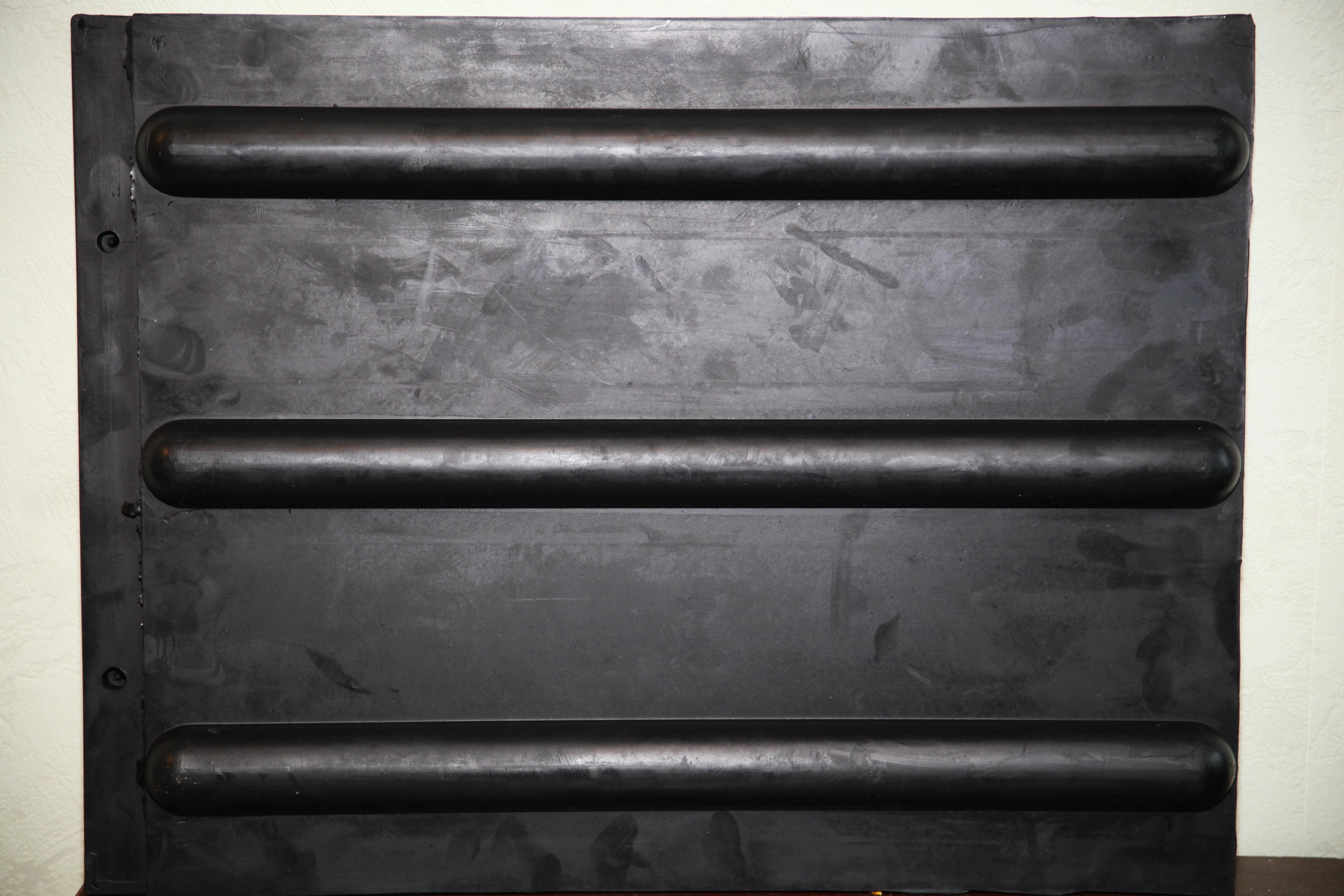 Плита-отбойник для стен (защита) 400х500х20 без светоотражающей пленки